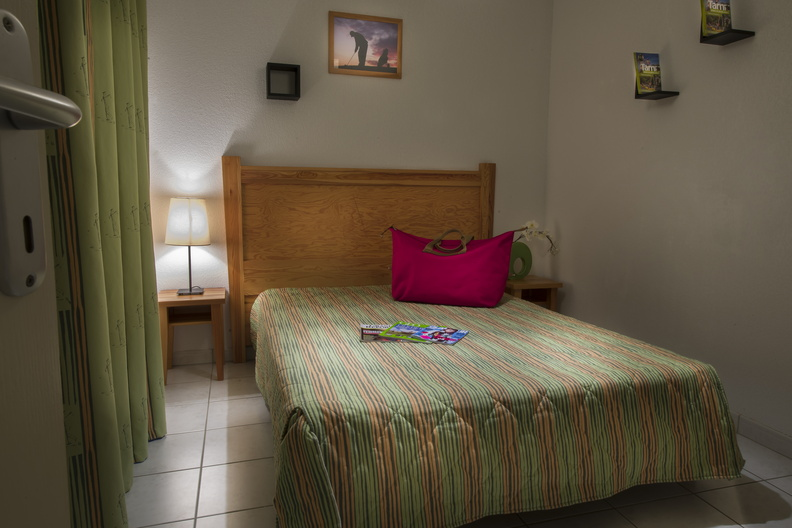 Domaine du Green - comfortable bedroom 2 people